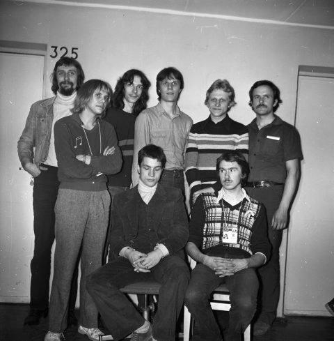 TARTU MUUSIKAPÄEVAD 1981
