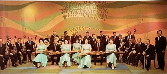 Armenian Radio Orchestra Of Folk Instruments